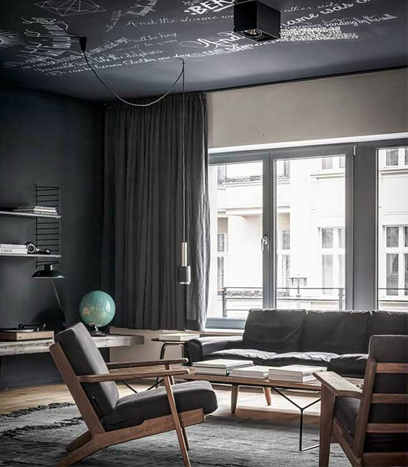 Edgy Luxury Apartment In Berlin 2