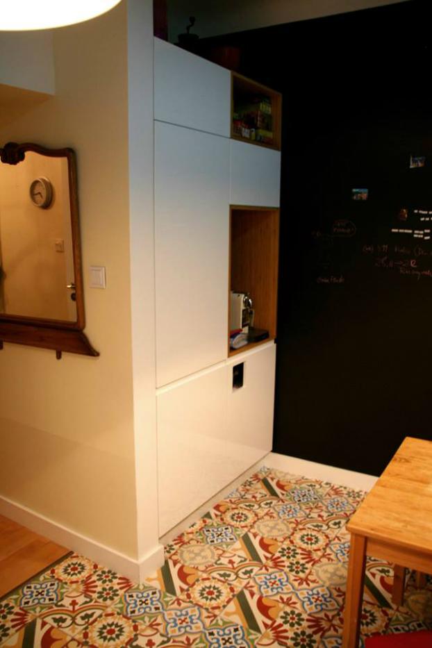 ... Cozy Small Kitchen By CK Kwadrat 15 ...