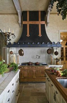 44 Reclaimed Wood Rustic Countertop Ideas 23