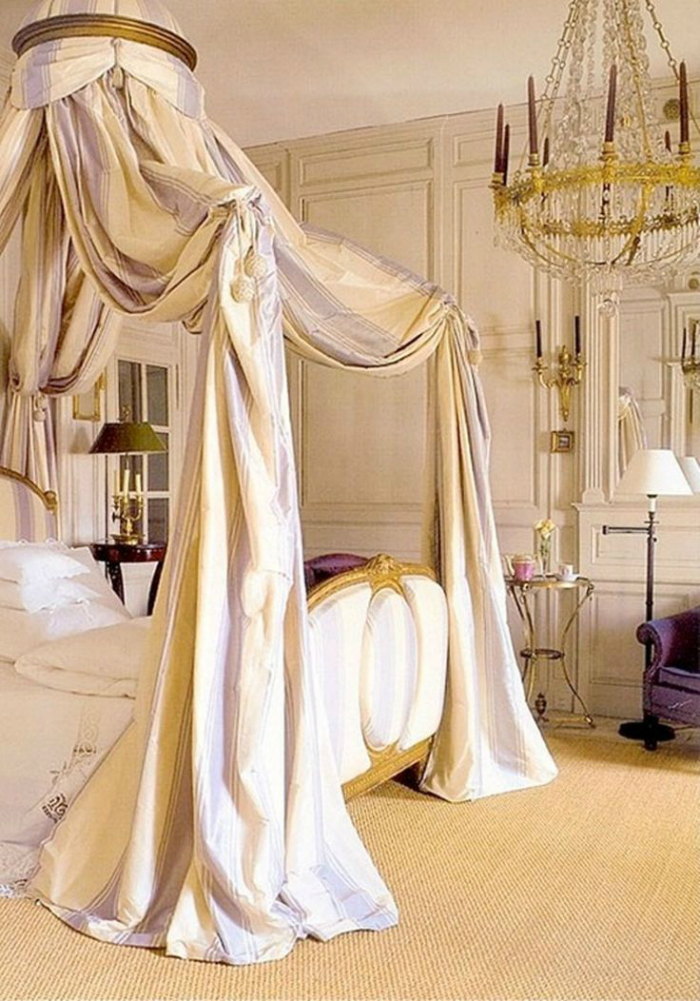 french Chateau Chic Bedroom Ideas 6