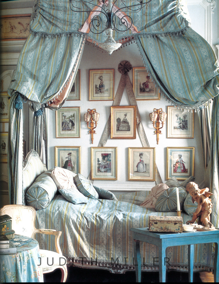 french Chateau Chic Bedroom Ideas 8