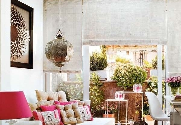 Easy ideas to Add Color to Your Home 7