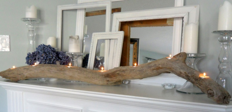 18 Driftwood Decor Ideas - Decoholic