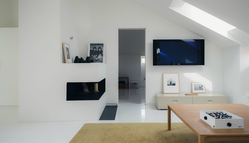 A Traditional Space With A Modernistic Touch 10
