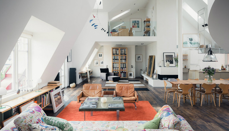 A Traditional Space With A Modernistic Touch 2