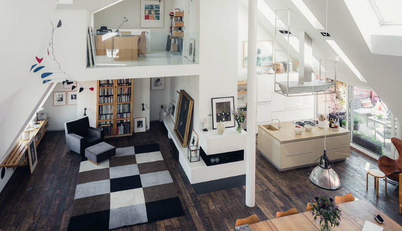 A Traditional Space With A Modernistic Touch 3
