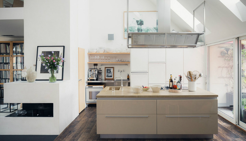 A Traditional Space With A Modernistic Touch 4