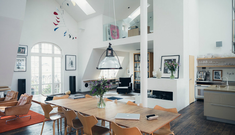 A Traditional Space With A Modernistic Touch 7