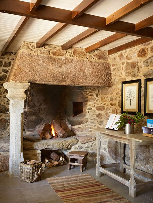 fireplace style design ideas 107