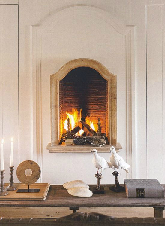 fireplace style design ideas 19