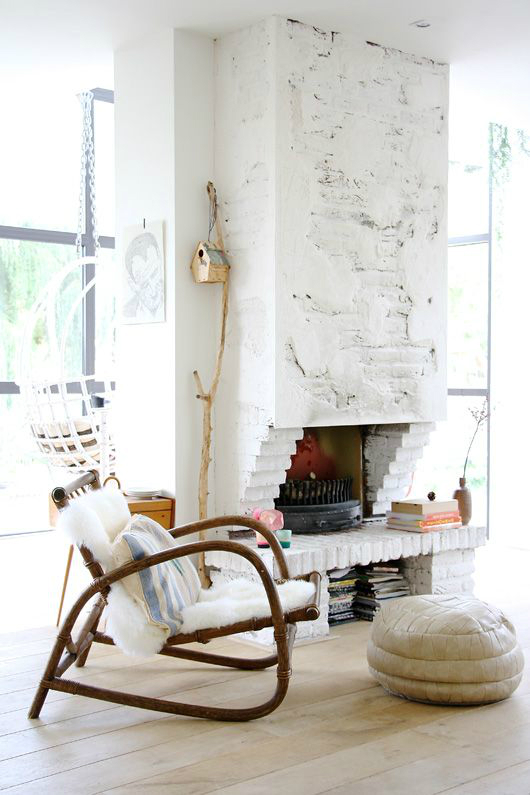 fireplace style design ideas 22