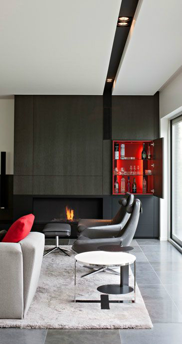 fireplace style design ideas 35