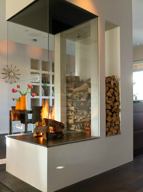 fireplace style design ideas 36