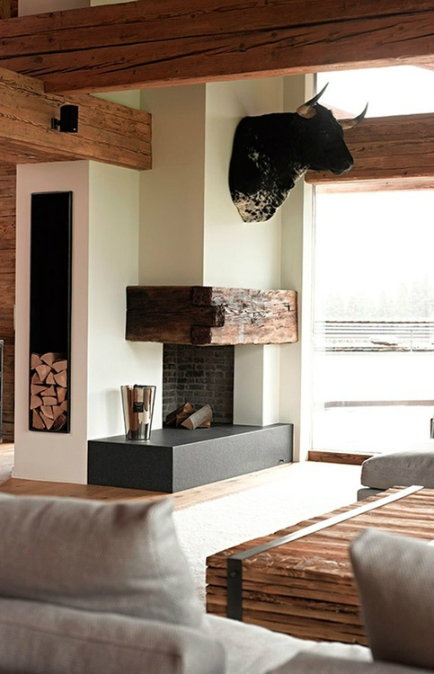 fireplace style design ideas 42