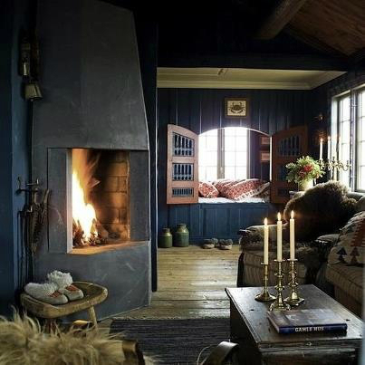 fireplace style design ideas 43