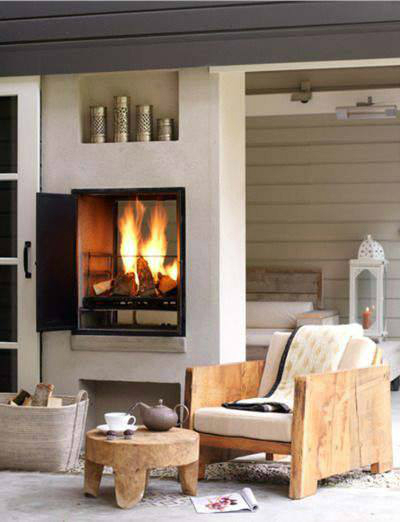 fireplace style design ideas 45