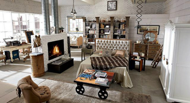 fireplace style design ideas 58