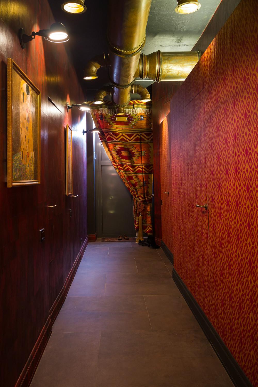 Harley Davidson Loft interior 17
