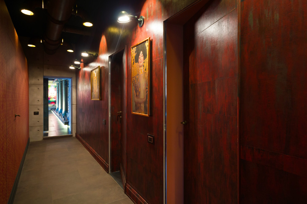 Harley Davidson Loft interior 19