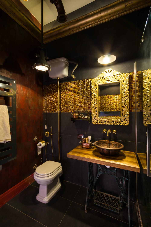 Harley Davidson Loft interior 22