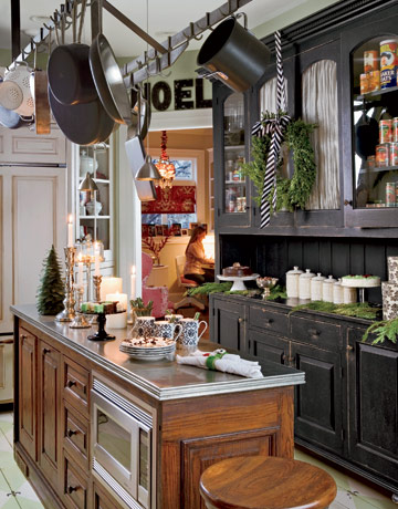 Amazing Country Kitchen Set For The Holidays 2