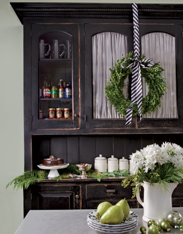 Amazing Country Kitchen Set For The Holidays 3