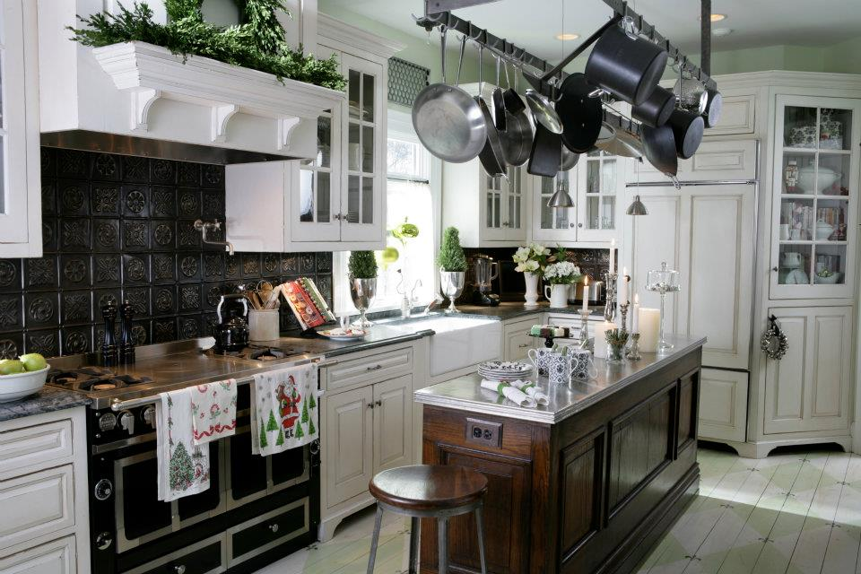 Amazing Country Kitchen Set For The Holidays