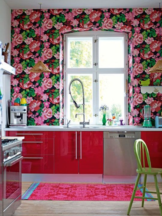 Easy ideas to Add Color to Your Home 12