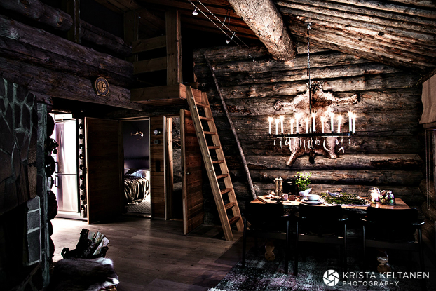 Home In Lapland That Looks Straight Out Of a Fairy-Tale