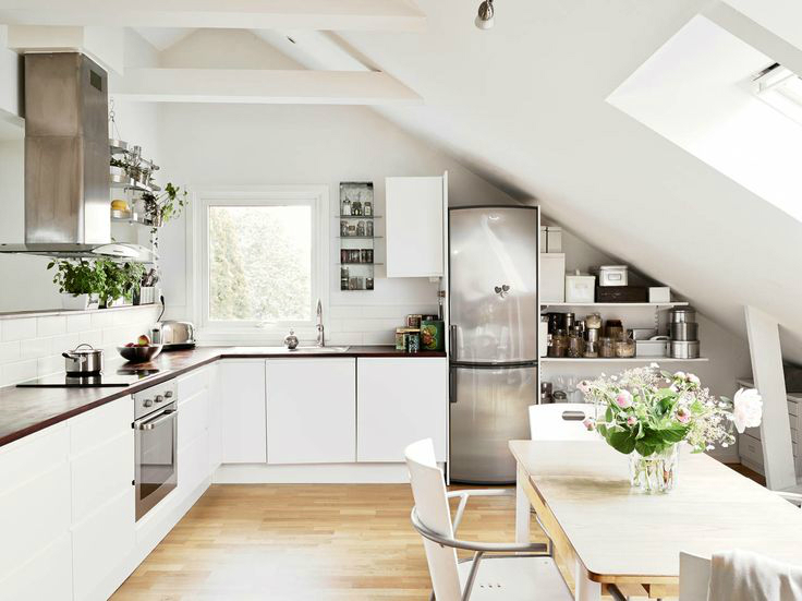 60 scandinavian interior design ideas to add scandinavian for Scandinavian farmhouse plans
