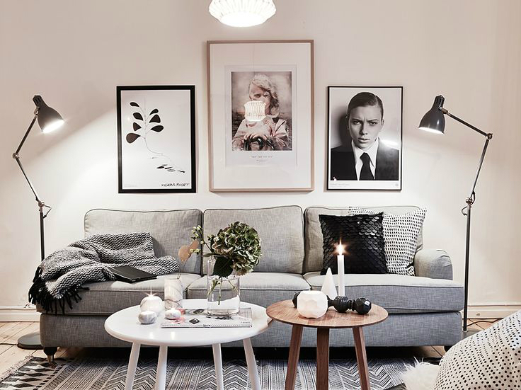 60 scandinavian interior design ideas to add scandinavian style to your home - Style scandinave ikea ...