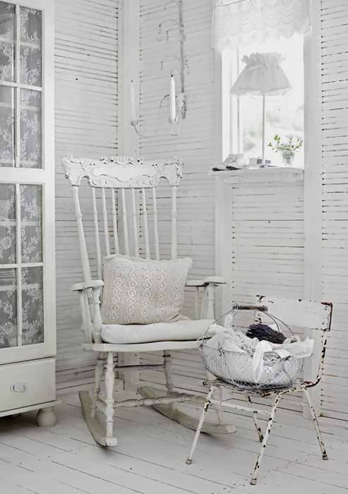 Shabby Chic Interior With Incredible Attention To Details 13
