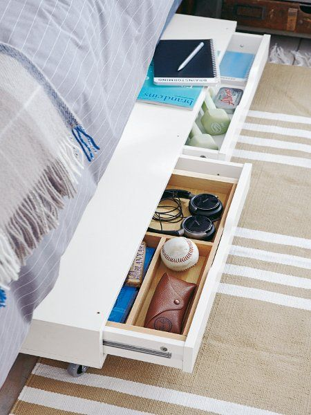 Bedroom Storage Ideas to Optimize Your Space 12