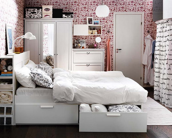 bedroom shelf ideas 12 bedroom storage ideas to optimize your space decoholic 6829