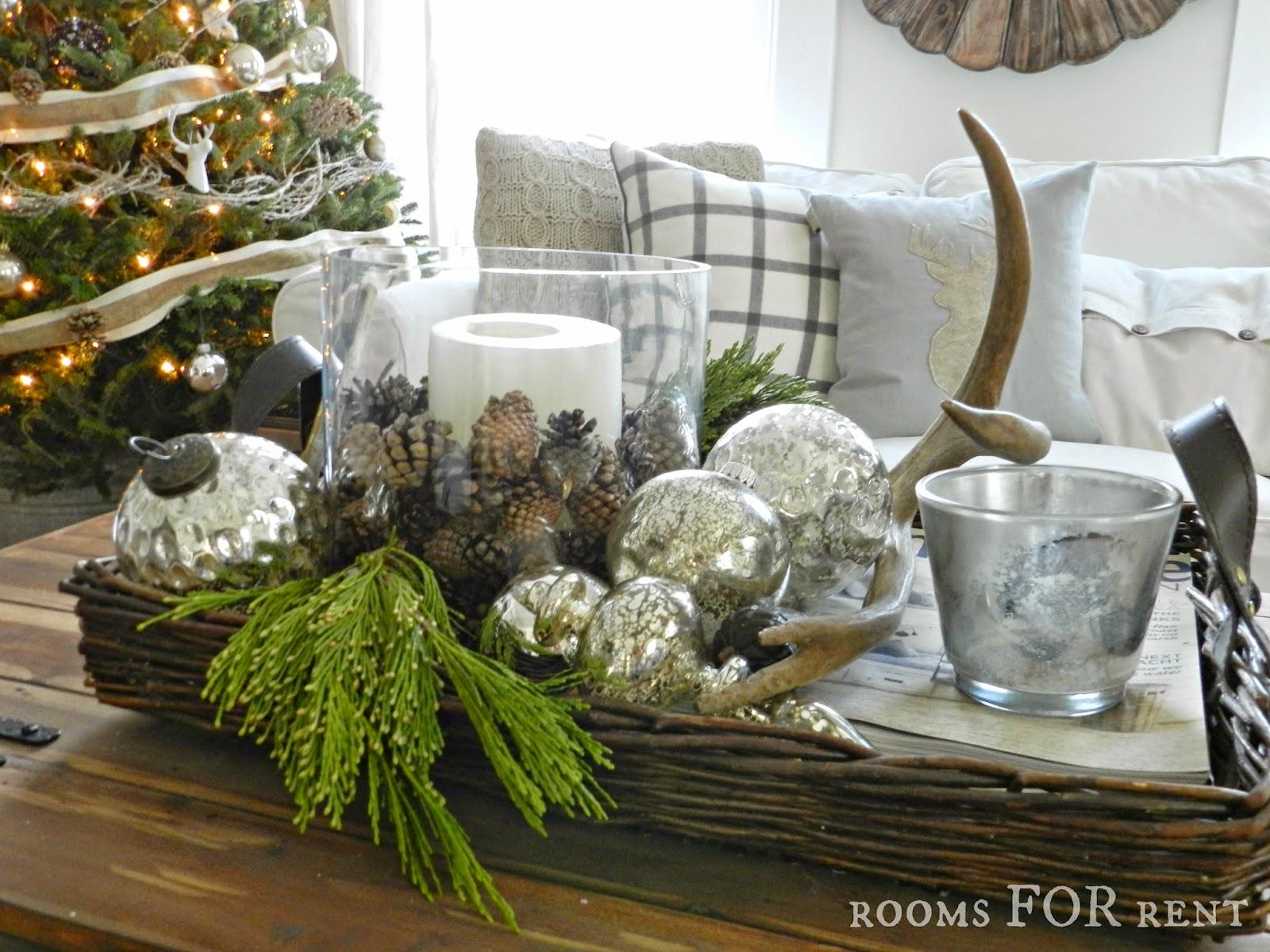 Stunning Christmas Country Home Tour 16