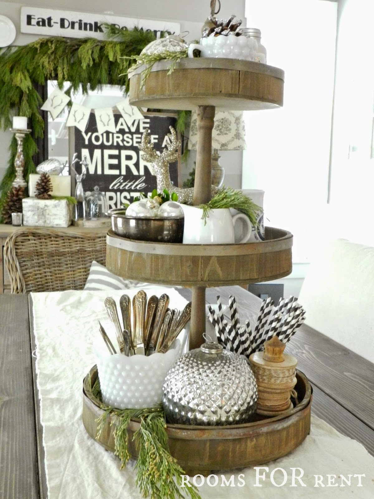 Stunning Christmas Country Home Tour Decoholic