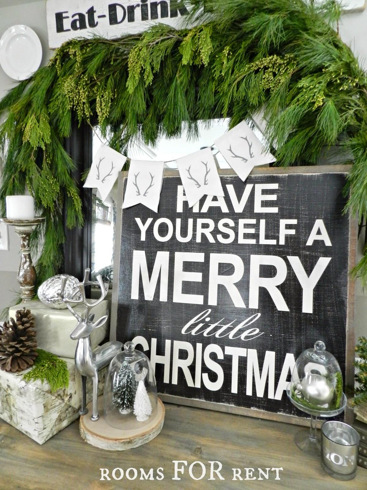 Stunning Christmas Country Home Tour 24