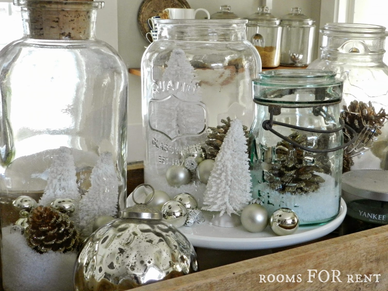 Stunning Christmas Country Home Tour 4