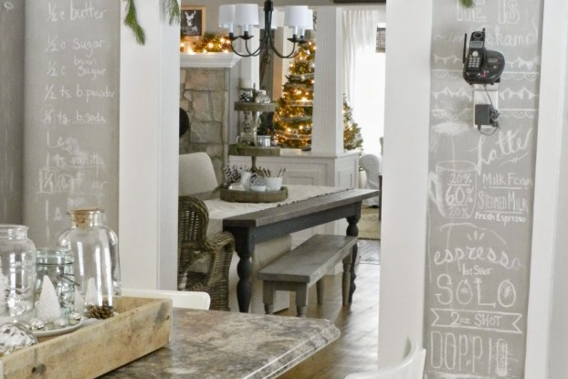 Stunning Christmas Country Home Tour