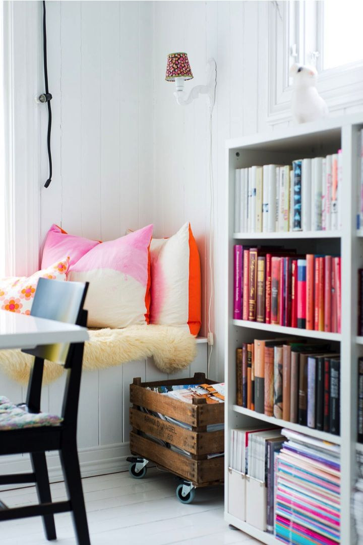 Easy ideas to Add Color to Your Home 13
