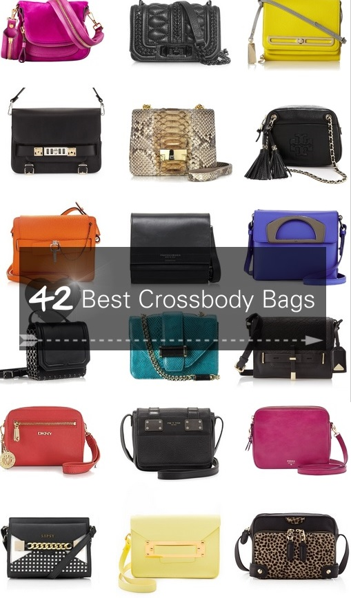 215cff521b1f 42 Best Crossbody Bags - Decoholic