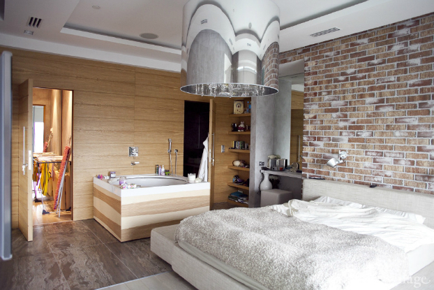 contemporary Apartment In Moscow 22