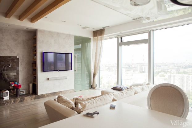contemporary Apartment In Moscow 4