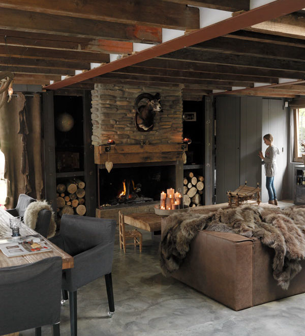 Charming-Family Home With Rustic Beauty