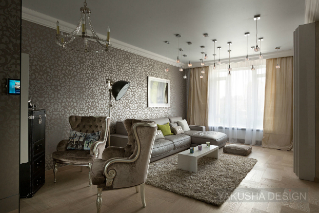 Elegant Contemporary Home In Fountain Boulevard Ukrain