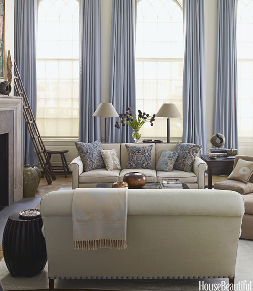 14 Living Room Window Designs Decorating Ideas: Fashionably Elegant Living Room Ideas