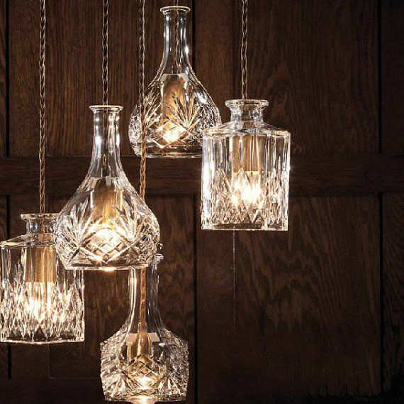 Home Trends For 2015 glass lighting