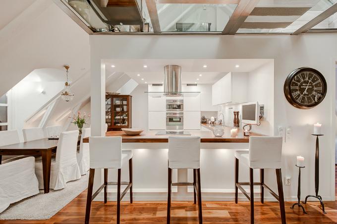 Modern Minimalism interior design 10