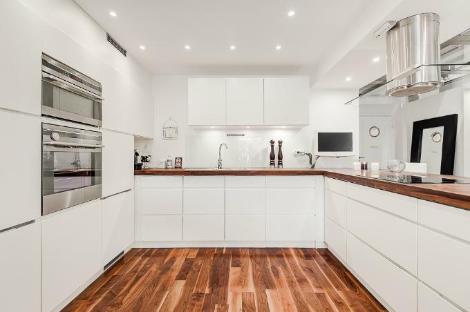 Modern Minimalism interior design 3