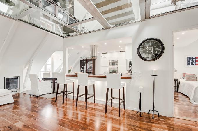 Modern Minimalism interior design 5
